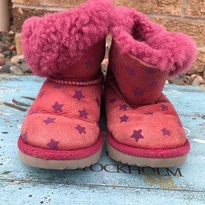 Ugg Bailey Button Starlight boots